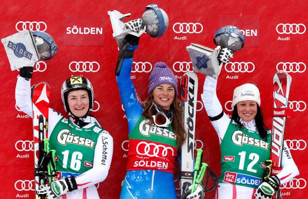 Sölden Weltcup Opening 2012