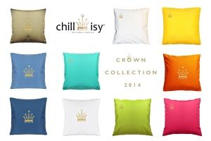 NEU: chillisy® CROWN COLLECTION 2014 ... ab sofort im Handel erhältlich!