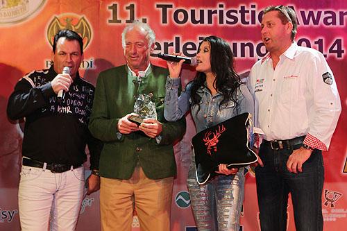 2014 - Best – Hotel 4-Sterne Superior: Alpin Juwel, Hinterglemm. Maria und Thomas Wolf