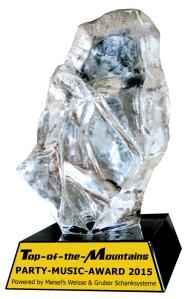 Heiß begehrt: Der Party Music Award 2015