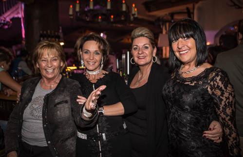 2015 Top-of-the-Mountains Gala Nacht: Angi Reiter - Reiteralm Kaprun mit Freundinnen