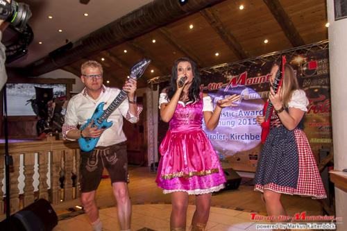 2015 Michael Schediwey Lead-Gitarre bei Antonia aus Tirol