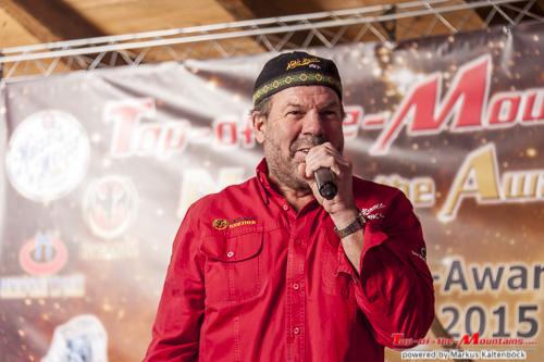2015 Top-of-the-Mountains: Niki live. Mehr gibt's fast täglich in Nikis Stadl in Ischgl