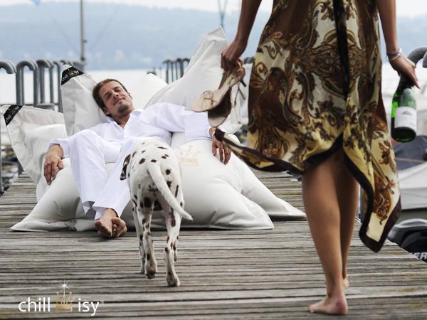 chillisy® - ein Lebensgefühl. Kissen mit Lounge-Atmosphäre