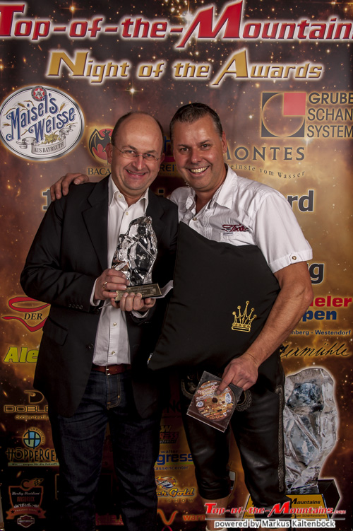 2015 - Top-of-the-Mountains - Best – Discothek Der Tiroler, Kirchberg. Alex Aigner und Eddy Crahé