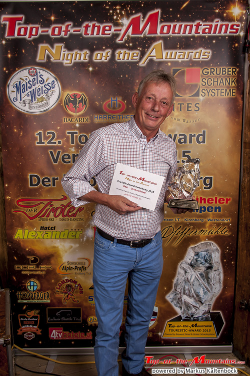 2015 Top-of-the-Mountains - Best – Unternehmer Fred Grishaver, Parkhotel Hall