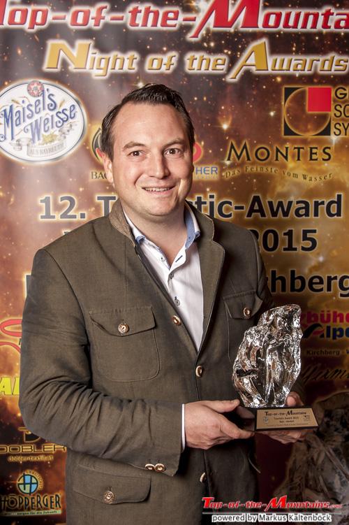 2015 Top-of-the-Mountains - Best – Almdorf: Maierl Alm & Chalets, Kirchberg Mathias MöselMathias Mösel