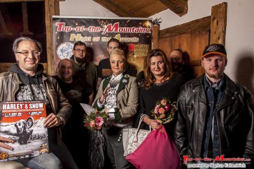 2015 - Best – Team: Harley-Davidson Innsbruck-Bozen-Trient Team Harley-Davidson