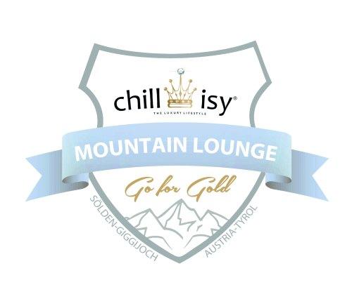 """Chillisy® Mountain Lounge - """"Go for Gold"""" - Sölden am Giggijoch"""