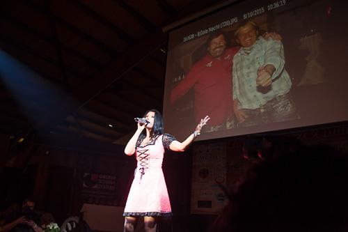 In Memoriam Niki Ganahl Antonia aus Tirol singt für Niki Heaven