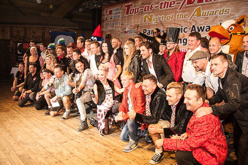 Top-of-the-Mountains Music Award 2016 - In Memoriam Niki Ganahl - Kissen powered by chillisy ®