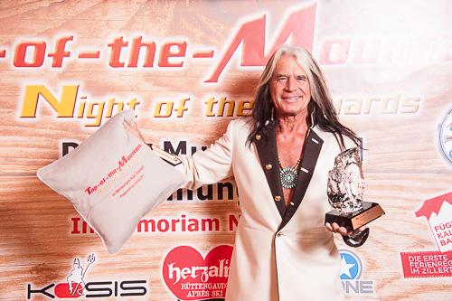 Der Award für Best – Musiker geht an Waterloo - chillisy - top of the mountains