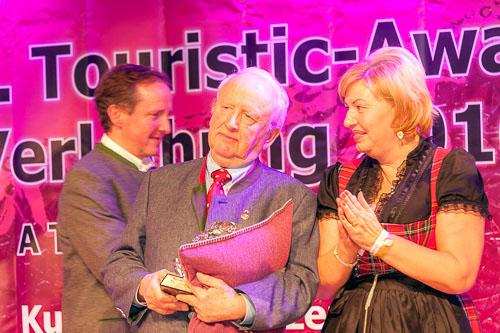 Lifetime Award 2016 Adi Werner, Bruderschaft St. Christoh