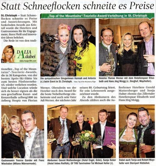 Tiroler Tageszeitung, Dalia Föger