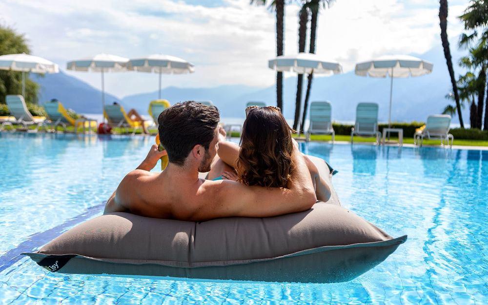 Entspannte Momente im Hotel Eden Roc ***** Ascona