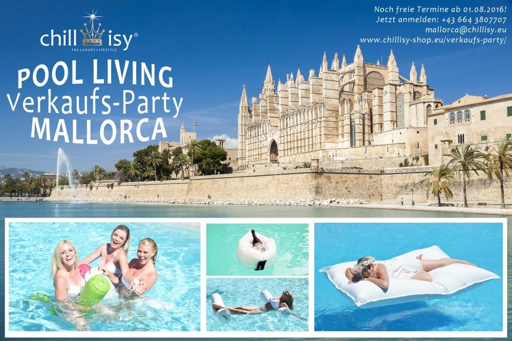 Mallorca Verkaufsparty