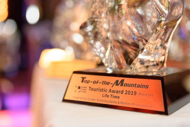 Top-of-the-Mountains Touristic-Award-Verleihung 2019 in Biberwier, Hotel MyTirol in der Tiroler Zugspitz Arena