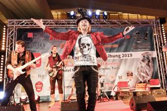 Top-of-the-Mountains Touristic-Award-Verleihung 2019 in Biberwier, Hotel MyTirol in der Tiroler Zugspitz Arena, WILDBACH LIVE