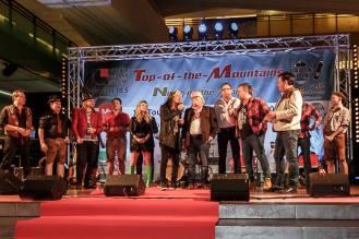 Top-of-the-Mountains Touristic-Award-Verleihung 2019 in Biberwier, Hotel MyTirol in der Tiroler Zugspitz Arena