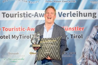 Top-of-the-Mountains Touristic-Award-Verleihung 2019 in Biberwier, Hotel MyTirol in der Tiroler Zugspitz Arena, Awardgewinner