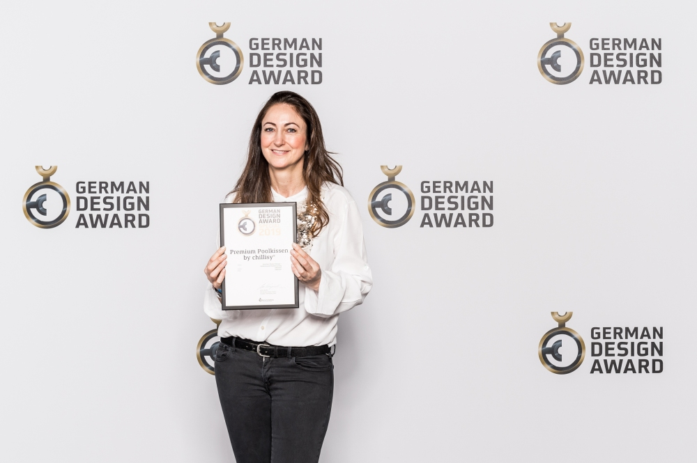German Design Award Special 2019 für chillisy